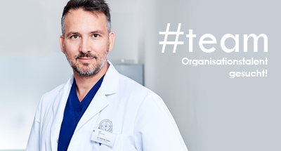 Organisationstalent gesucht - Ordination Dr. Koller. Plastisch-Ästhetische Chirurgie