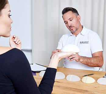 Brust OP / Implantatswechsel. Brustimplantate wechseln in 4020 Linz, Dr. Koller