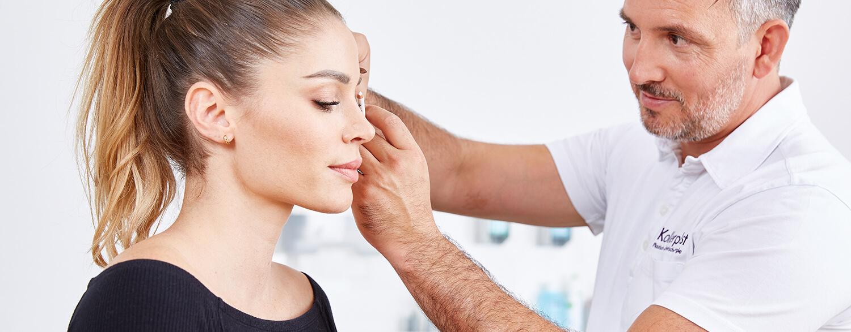 Augenlidstraffung Linz, Schlupflider OP, Augenlidkorrektur, Oberlider Korrektur