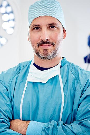 Brustverkleinerung – während der Operation Dr. Koller Linz. Brustverkleinerung Linz Österreich