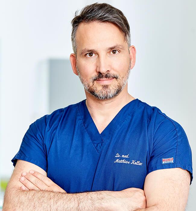 Dr. Matthias Koller Schönheitschirurg, Experte für Schönheitschirurgie Dr. Koller in Linz