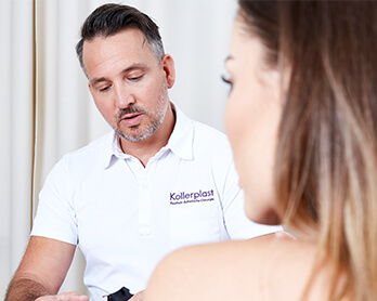 Fettabsaugen mittels schonender Vibrations-Liposuktion. Fettabsaugung Linz, Liposuktion in Linz bei Dr. Koller