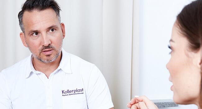 Schönheitschirurgie in Linz Dr. Koller. Dr. Koller ist Facharzt für Plastische und ästhetische Chirurgie in 4020 Linz, Österreich