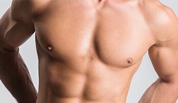 Gynäkomastie – beim sportlichen Mann. Männerbrust korrigieren