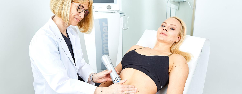 Cellulite Behandlung Linz via Stoßwellentherapie. Anti Cellulite Behandlung in Linz. Cellulite bekämpfen, Kosten & Preise Stoßwellen Cellulite Behandlung!