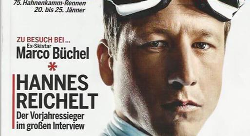 Bericht Spezialausgabe Kitzbühel 2015 im Seitenblicke Magazin