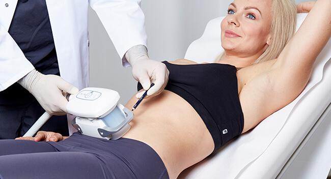 Kryolipolyse in Linz Behandlung zur Gewichtsreduktion in Linz, Fettabsaugen ohne OP bei hoher Effektivität.