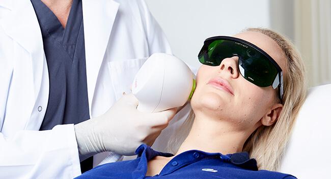Laser Haarentfernung Linz mit dem medizinischen IPL Laser für dauerhafte Haarentfernung. Medizinischer IPL Laser Therapie Haare weglasern, Haare entfernen.