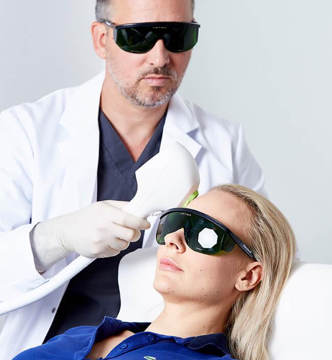Zehn Gründe für eine Laser Haarentfernung / dauerhafte Haarentfernung bei Dr. Koller
