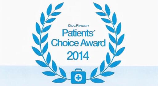 DocFinder: Patients´Choice Award 2014