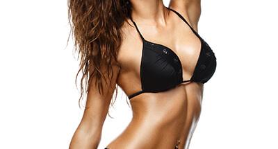 Brustimplantate und Sport, Brustvergrößerung bei sportlich aktiven Frauen und Fitness Models
