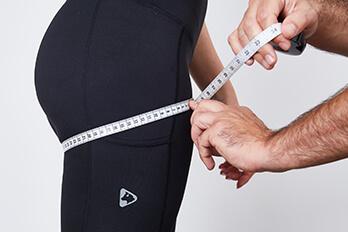 Plastische Chirurgie nach Gewichtsabnahme Oberschenkelstraffung