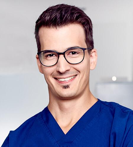 DGKP Bernhard Stubenvoll, Anästhesie-Pfleger bei Kollerplast - Dr. Koller