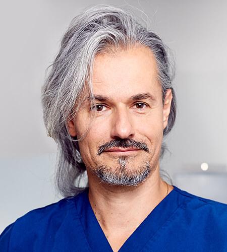 Dr. Thorsten Punkenhofer, Facharzt für Anästhesie bei Kollerplast - Dr. Koller